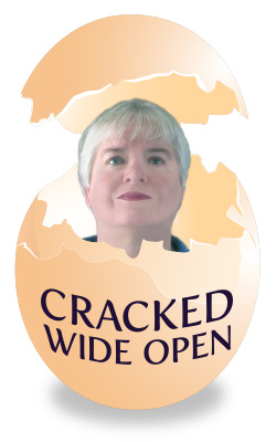 Lynn portrait - Cracked Wide Open
